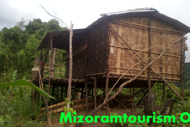 Four new tourist lodges opens in Mizoram